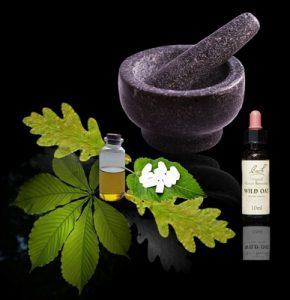 la medicina floral propiedades