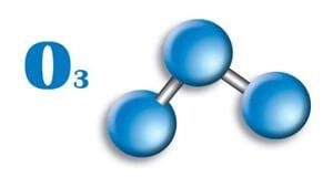 ozono y propiedades